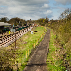 Shildon to Aycliffe Multi-User Path